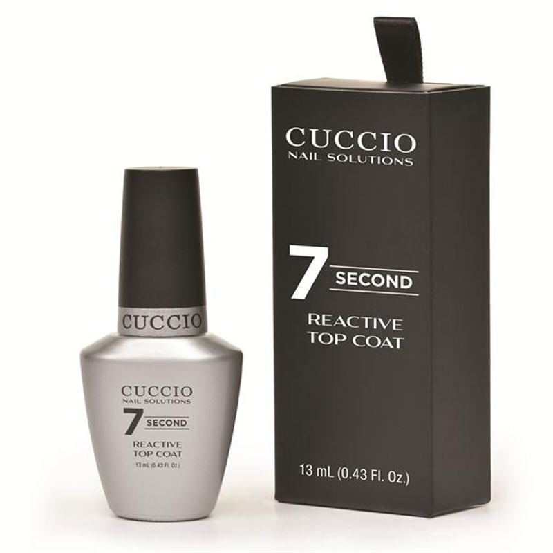 7 Super Second Top Coat Nail Polish