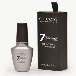 7 Super Second Top Coat Nail Polish