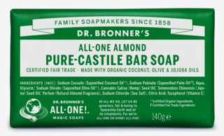 Bar Soap Almond Almond