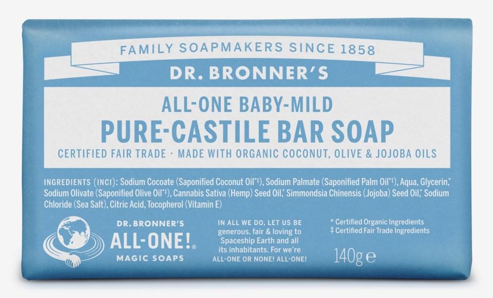 Bar Soap Mild Neutral-Mild