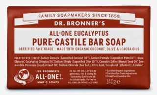 Bar Soap Eucalyptus Eucalyptus