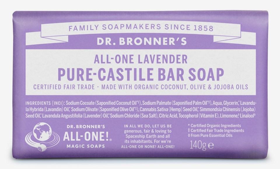 Bar Soap Lavender Lavender