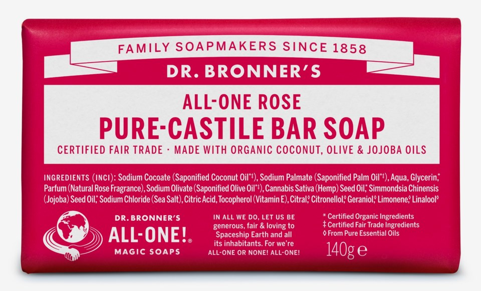 Bar Soap Rose Rose