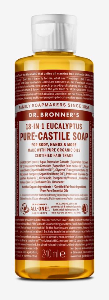 Eucalyptus Soap 236ml
