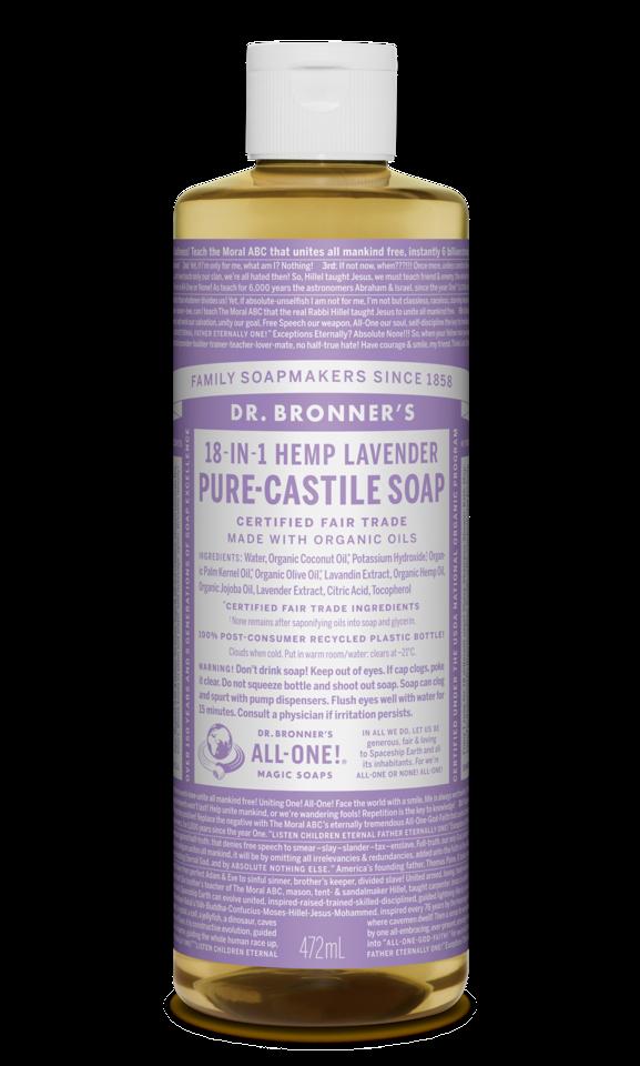 Lavender Soap 473ml
