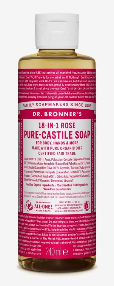 Rose Soap 236ml