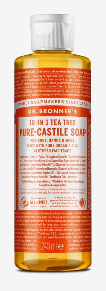 Tea Tree Soap 236ml