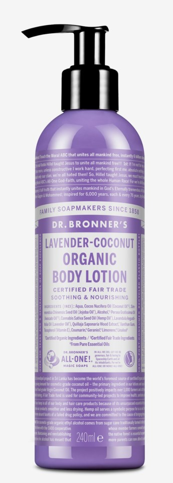 Magic Lotion for Hands & Body Lavender Coconut