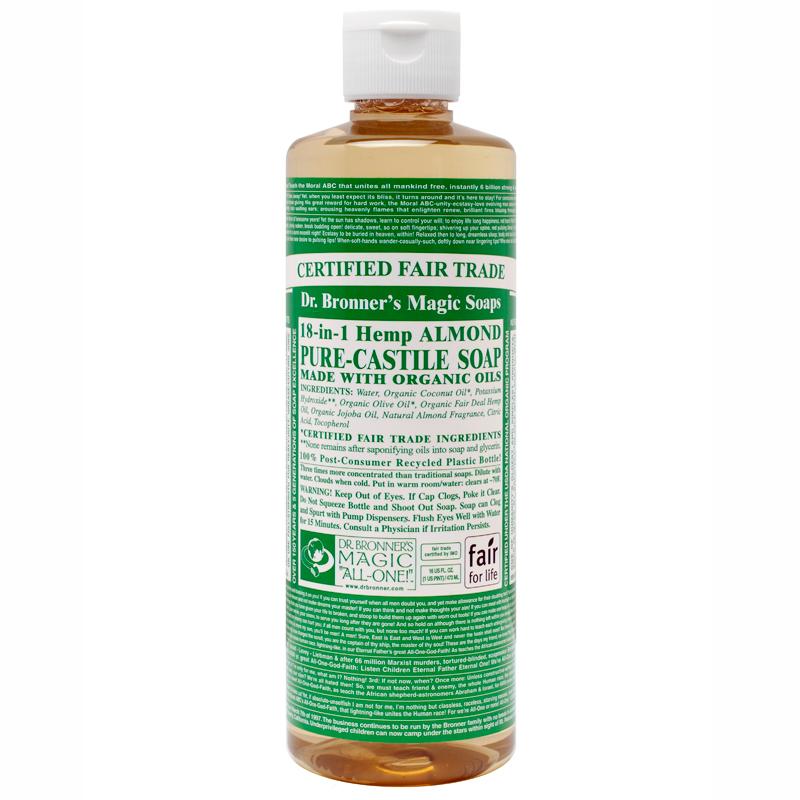 Almond Soap 473ml
