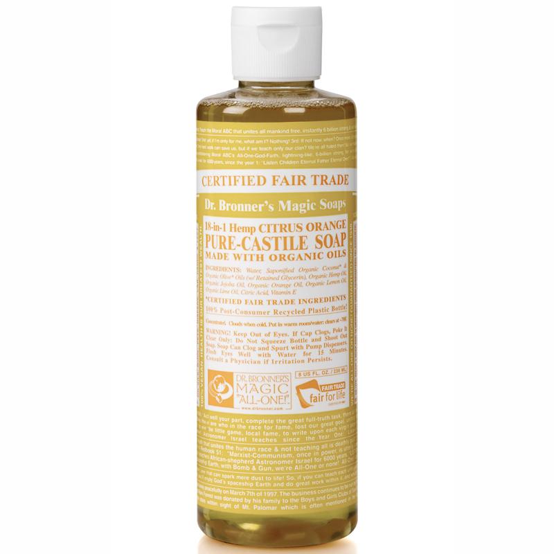 Citrus Orange Soap 473ml