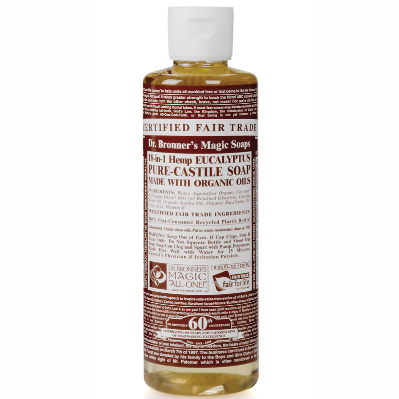 Eucalyptus Soap 473ml