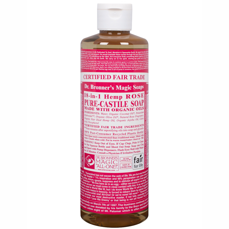 Rose Soap 473ml