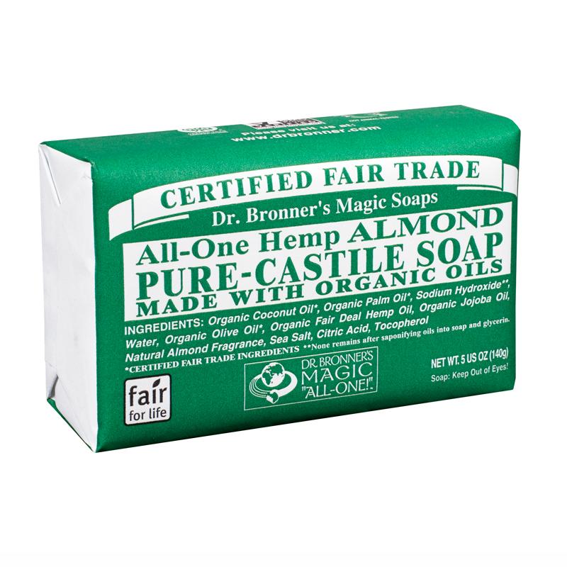 Bar Soap Almond Almond