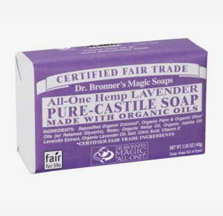 Bar Soap Lavender Lavender