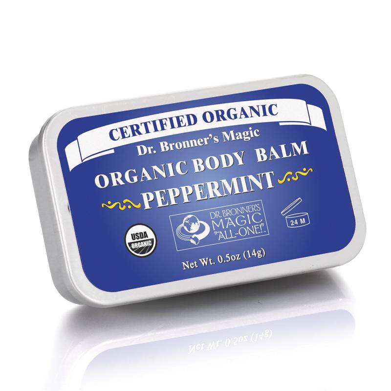 Peppermint Organic Body Balm