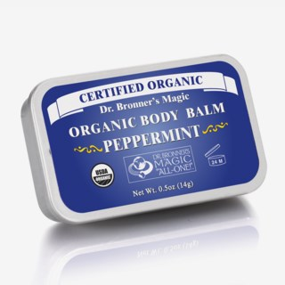 Peppermint Organic Body Balm
