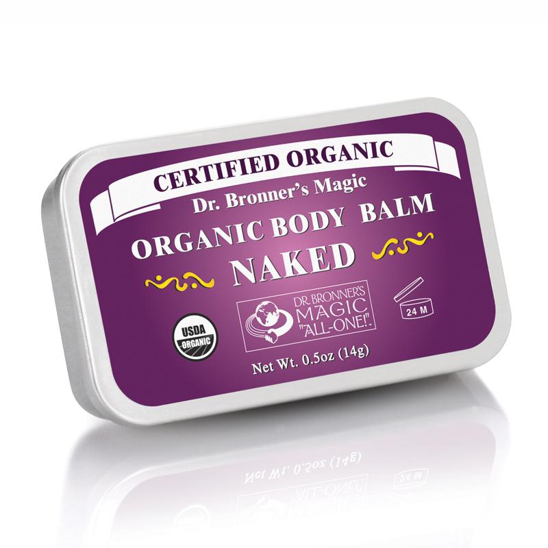 Organic Body Balm Naked Naked