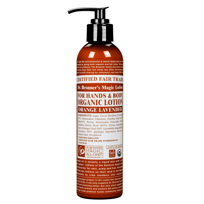 Magic Lotion for Hands & Body Orange Lavender