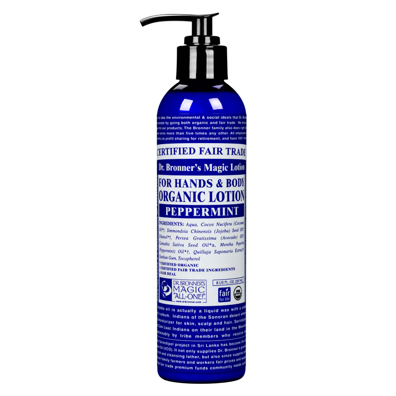 Magic Lotion for Hands & Body Peppermint