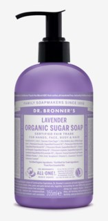 Organic Hand & Body Shikakai Soap Lavender 355 ml