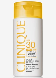 SPF 30 Mineral Sunscreen Lotion Body 125 ml