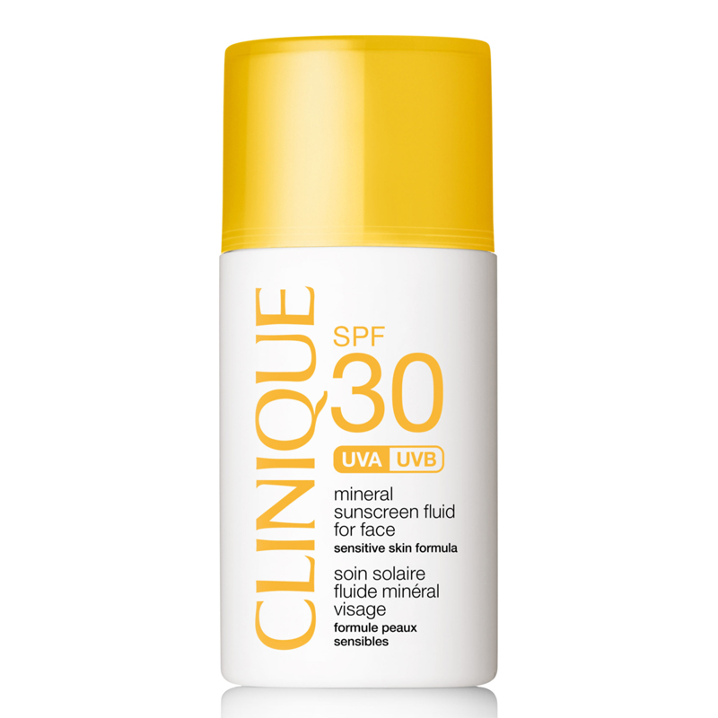 SPF 30 Mineral Sunscreen Face