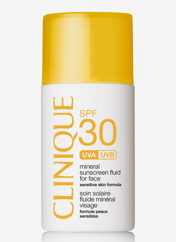 SPF 30 Mineral Sunscreen Face 30 ml