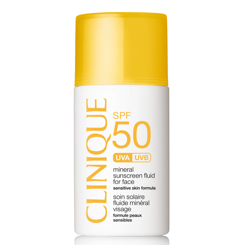 SPF 50 Mineral Sunscreen Face 30ml