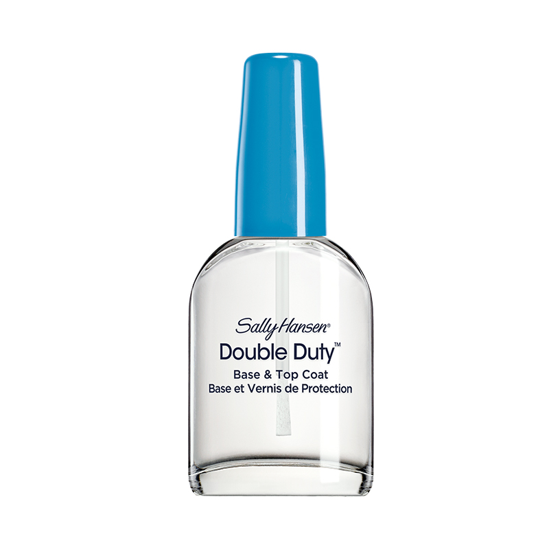 Nail Treatment Double Duty Strengthening Base & Top Coat