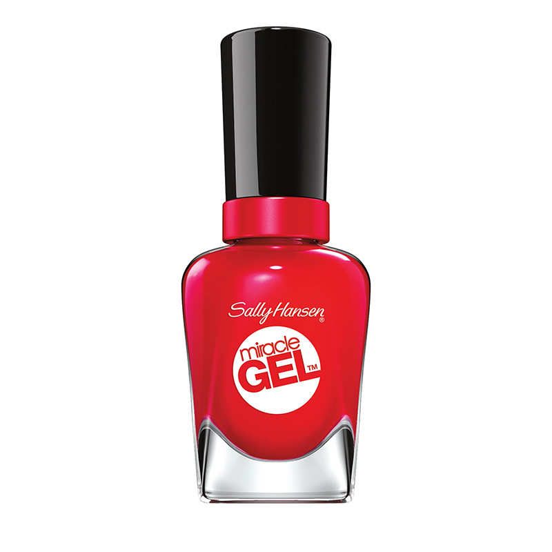 Miracle Gel Nailpolish 470 Red Eye