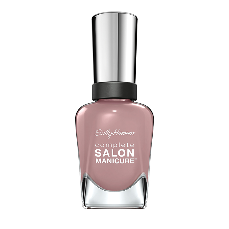Complete Salon Manicure Mauve Along