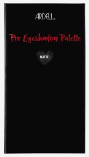 Pro Eyeshadow Palette Matte