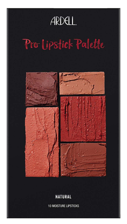 Pro Lipstick Palette Natural