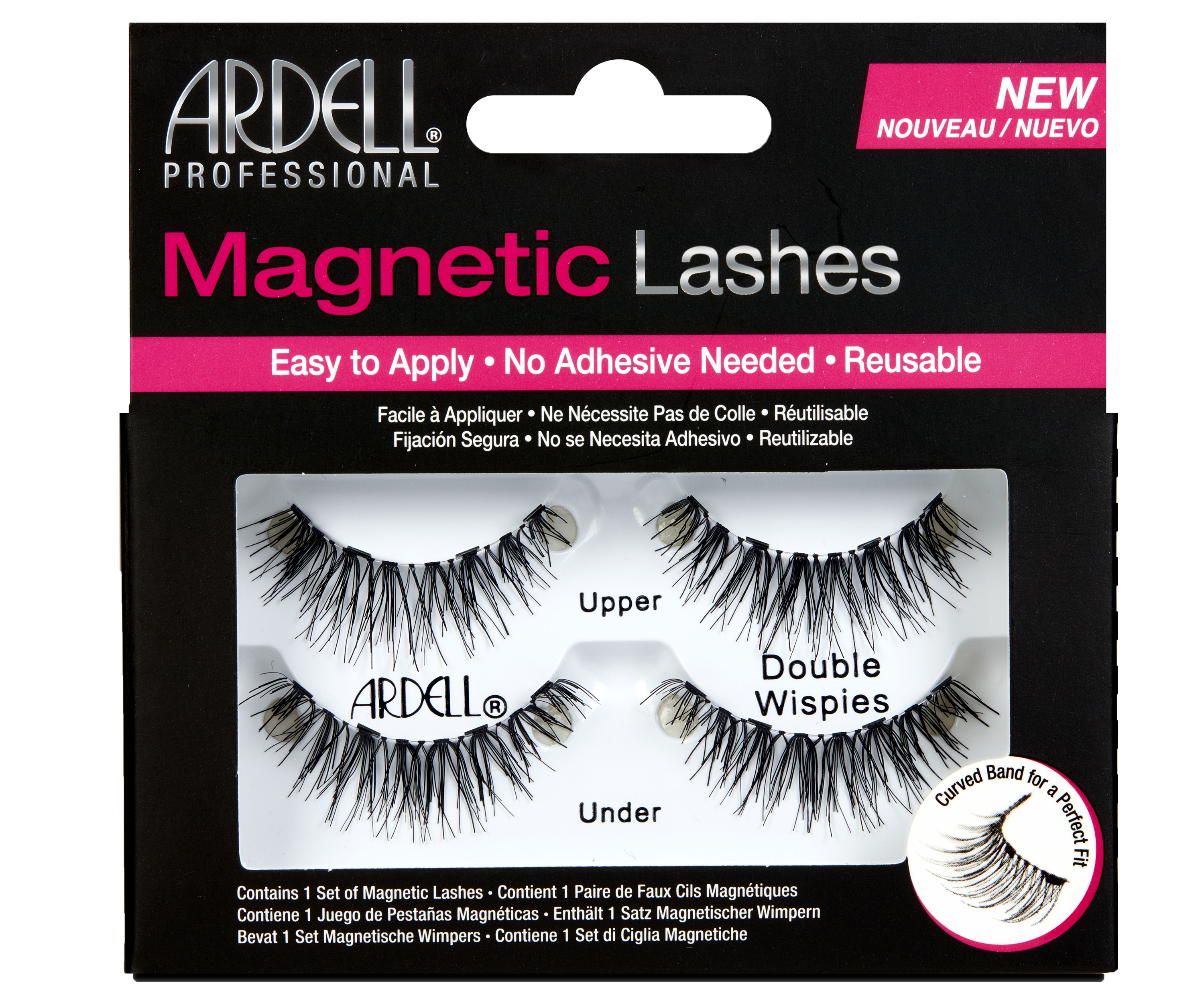 Magnetic Lash False Lashes Wispies