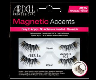 Magnetic Accents False Lashes 2