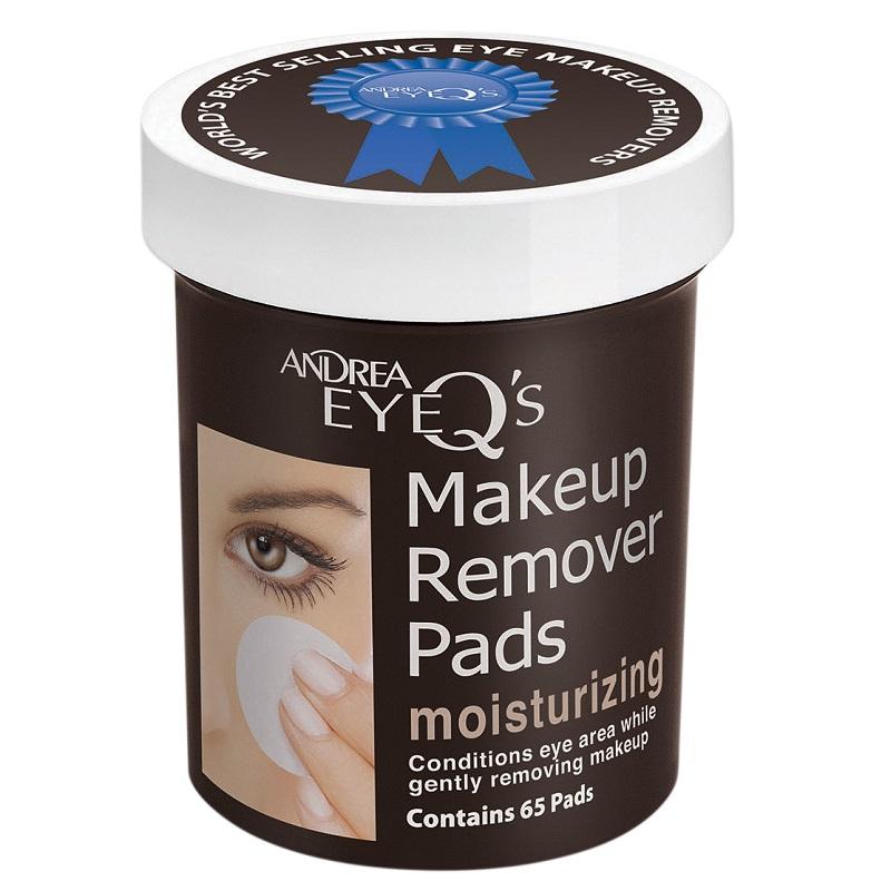 Bilde av Eye-q´s Remover Moisturizing Pads Moisturizing 65 Pcs