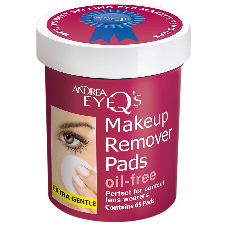 Eye-Q´s Remover Non-oily pads