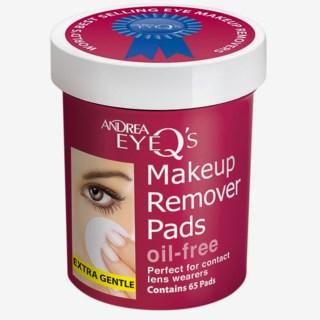 Eye-Q´s Remover Non-oily pads Non-oily  65st