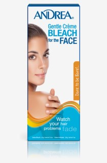 Gentle Bleach Creme Face