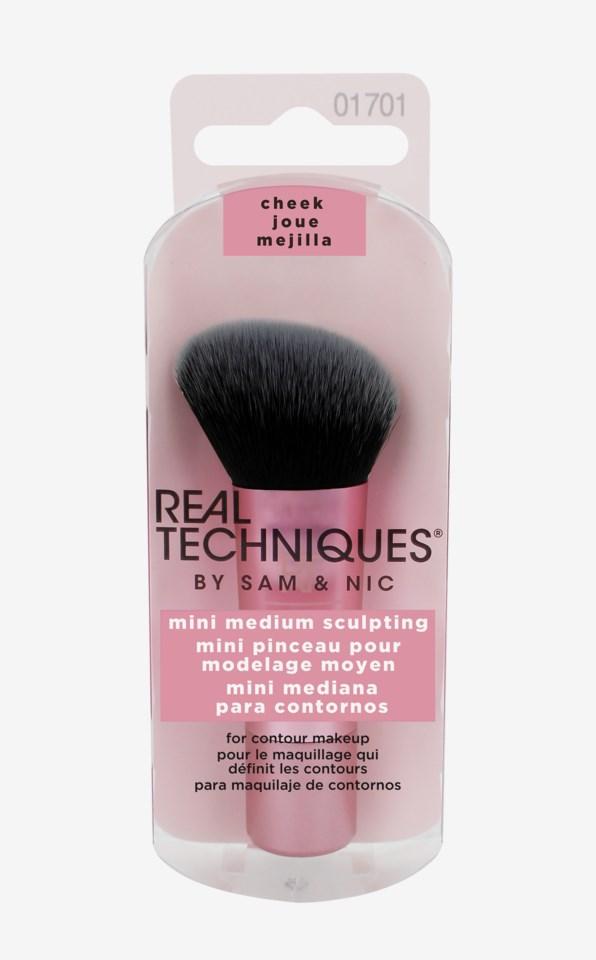 Real Techniques Mini Medium Sc Real Techniques Mini Medium Sculpting Brush