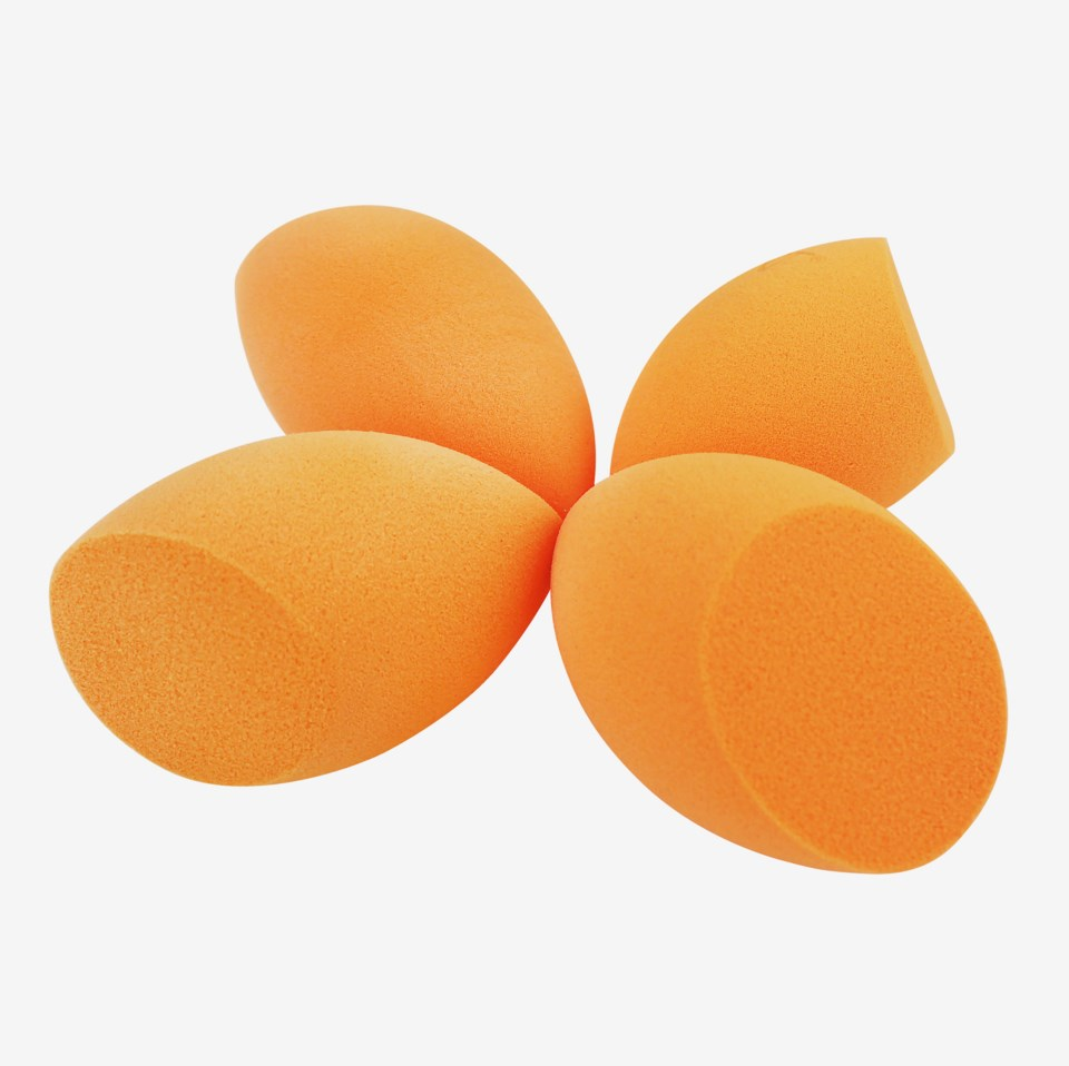 4 Miracle Complexion Sponge