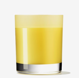 Orange & Bergamot Single Wick Candle 180g
