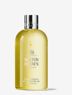 Orange & Bergamot Bath & Shower Gel 300 ml
