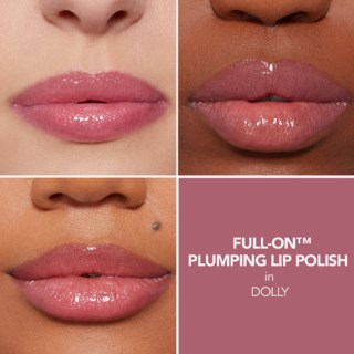 Full on Lip Polish Dolly (Shimmering sultry mauve)