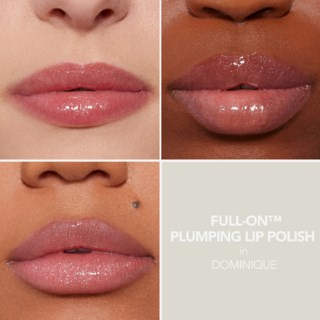 Full on Lip Polish Dominique (Glittering ice)