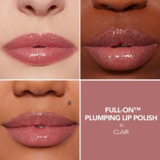 Full on Lip Polish Clair (Starry plum haze)