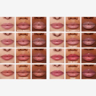Full on Lip Cream White Russian (Nude pink)