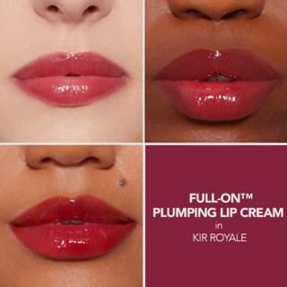 Full on Lip Cream Kir Royale (Rich plumberry)