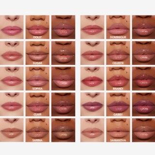 Full on Lip Polish Kristen (Pink whisper)
