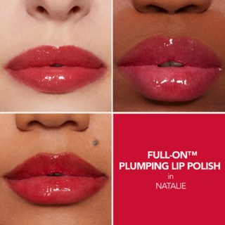 Full-On™ Plumping Lip Polish Natalie (Candy apple red)